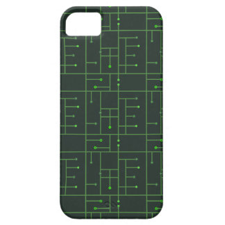 Circuit Board Inspired iPhone 5 Case