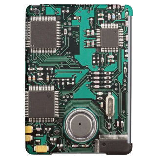 Circuit board case for iPad air