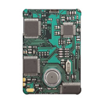 Circuit board iPad mini retina cover