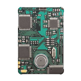 Circuit board iPad mini retina cover