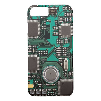 Circuit board iPhone 8/7 case