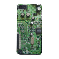 Circuit Board Ipod Case at Zazzle