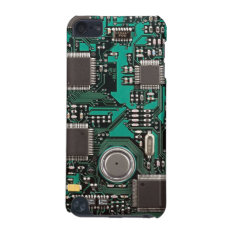 Circuit Board Ipod Touch (5th Generation) Case at Zazzle