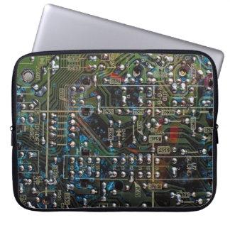 Circuit Board Laptop Computer Sleeve