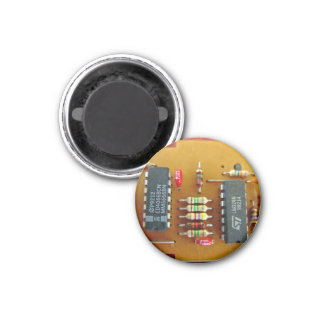 Circuit board magnet