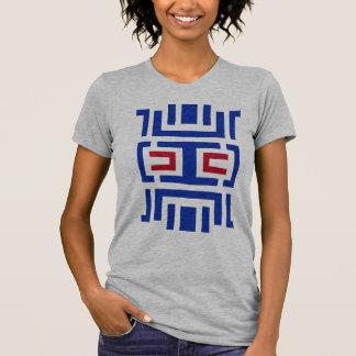 circuit board man red eye T-Shirt