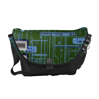 Circuit Board Courier Bag