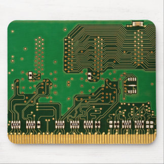 circuit board mouse mat mouse pad