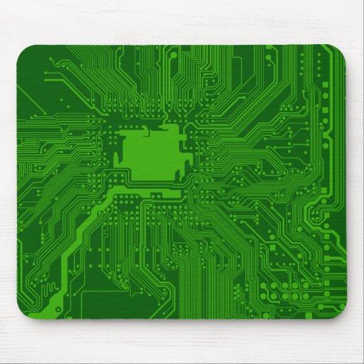 Circuit Board Mousepad