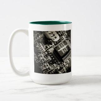 Circuit Board Mug