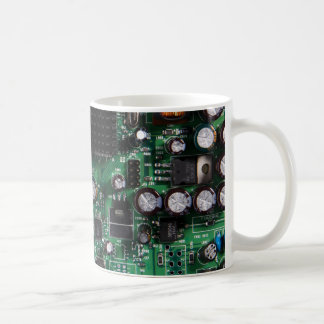 Circuit Board Coffee Mugs