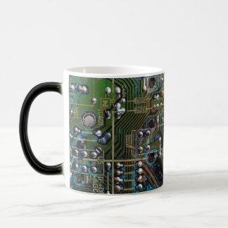 Circuit Board Mug Coffee Mug