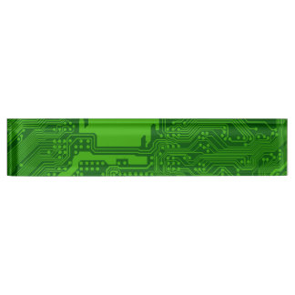 Circuit Board Name Plate