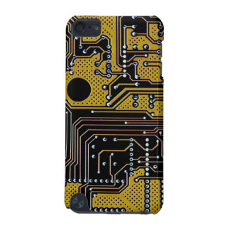 Circuit board (pcb) - gold color iPod touch 5G cover