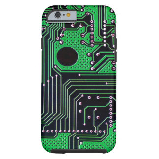 Circuit board (pcb) - green color tough iPhone 6 case