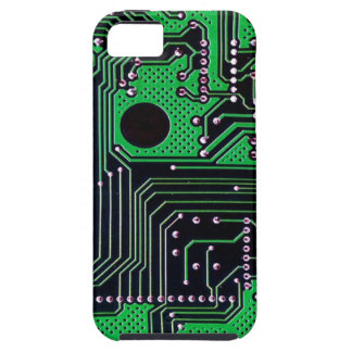 Circuit board (pcb) - green color iPhone 5 covers