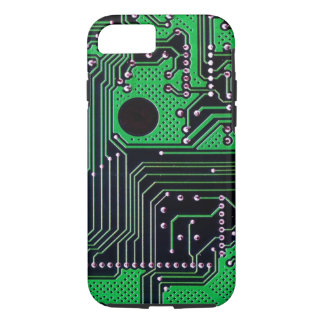 Circuit board (pcb) - green color iPhone 8/7 case