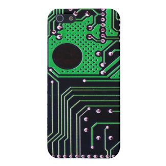 Circuit board (pcb) - green color iPhone SE/5/5s cover