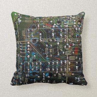 Circuit Board Pillow