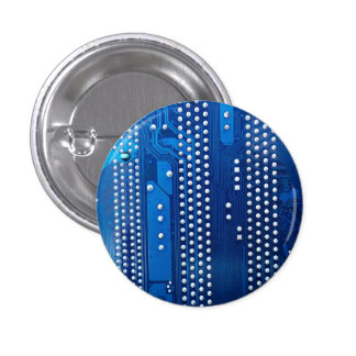Circuit board pinback button