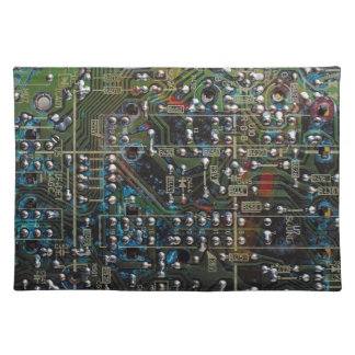 Circuit Board Placemat