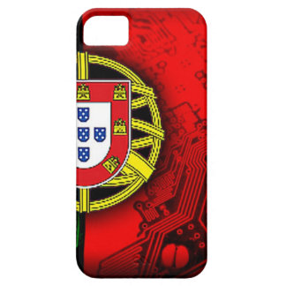 circuit board Portugal (Flag) iPhone SE/5/5s Case