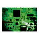 Circuit board posters