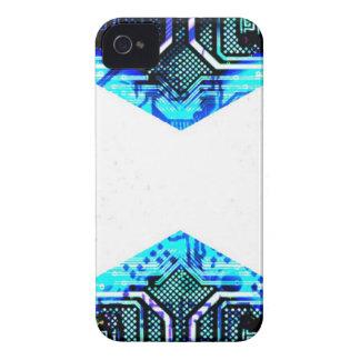 circuit board scotland Flag Case-Mate iPhone 4 Case