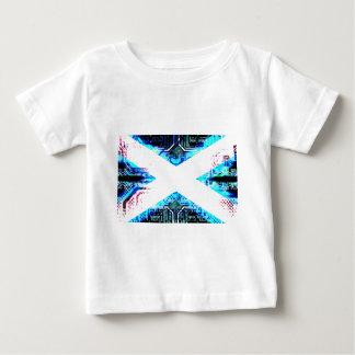 circuit board scotland (Flag) T-shirt