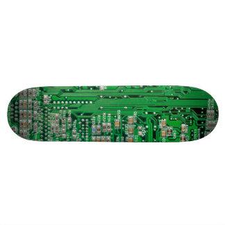 Circuit Board Skateboard Decks