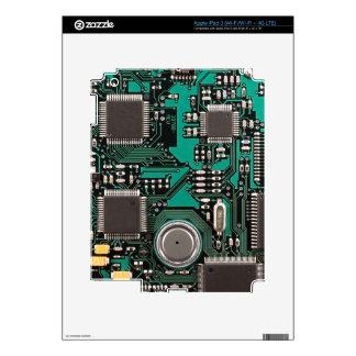 Circuit board skins for iPad 3