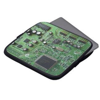 Circuit Board  Sleeve Computer Sleeve