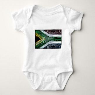 circuit board South Africa (Flag) Tee Shirt