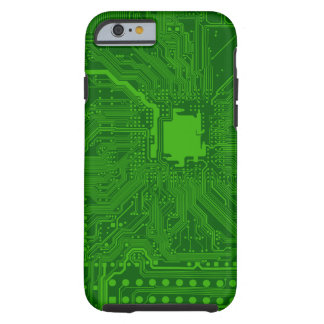 Circuit Board Tough iPhone 6 Case