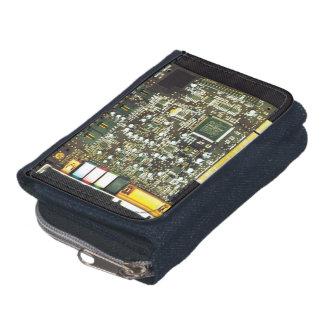 Circuit Board Wallet Wallet