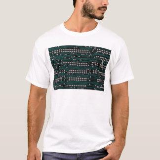 Circuit board wiring T-Shirt