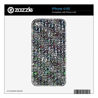 Circuit Breaker Decals For The iPhone 4