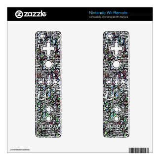 Circuit Breaker Wii Remote Decal