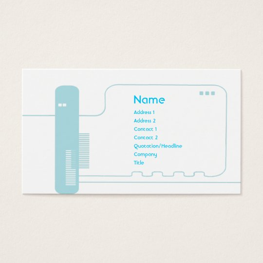 Circuit - Business Business Card