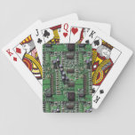 "circuit cards<br><div class=""desc"">Brings a whole new meaning to electronic poker!</div>"