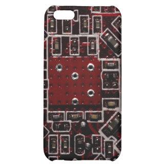 Circuit Case iPhone 5C Cases