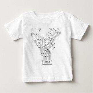 Circuit design baby T-Shirt