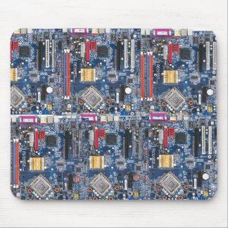circuit design mouse pad