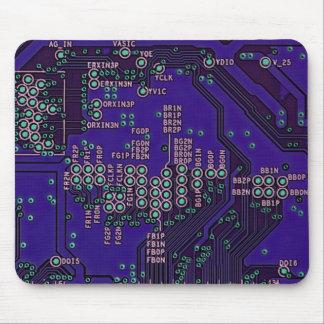 circuit Geek pad Mouse Pad