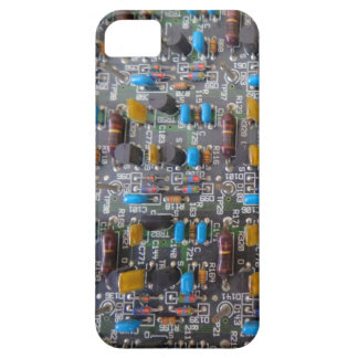 Circuit iPhone 5/5S, Barely There iPhone SE/5/5s Case
