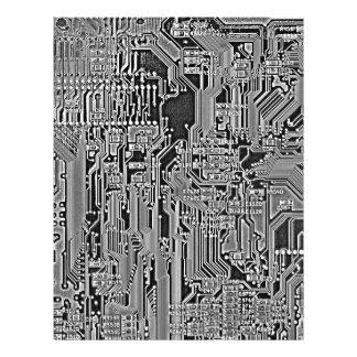 Circuit Personalized Letterhead