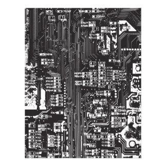 Circuit Letterhead Design