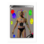 Circuit Man Large Business Cards (Pack Of 100)