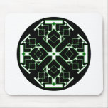 Circuit Medallion Mouse Pad