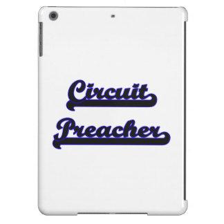 Circuit Preacher Classic Job Design iPad Air Cover